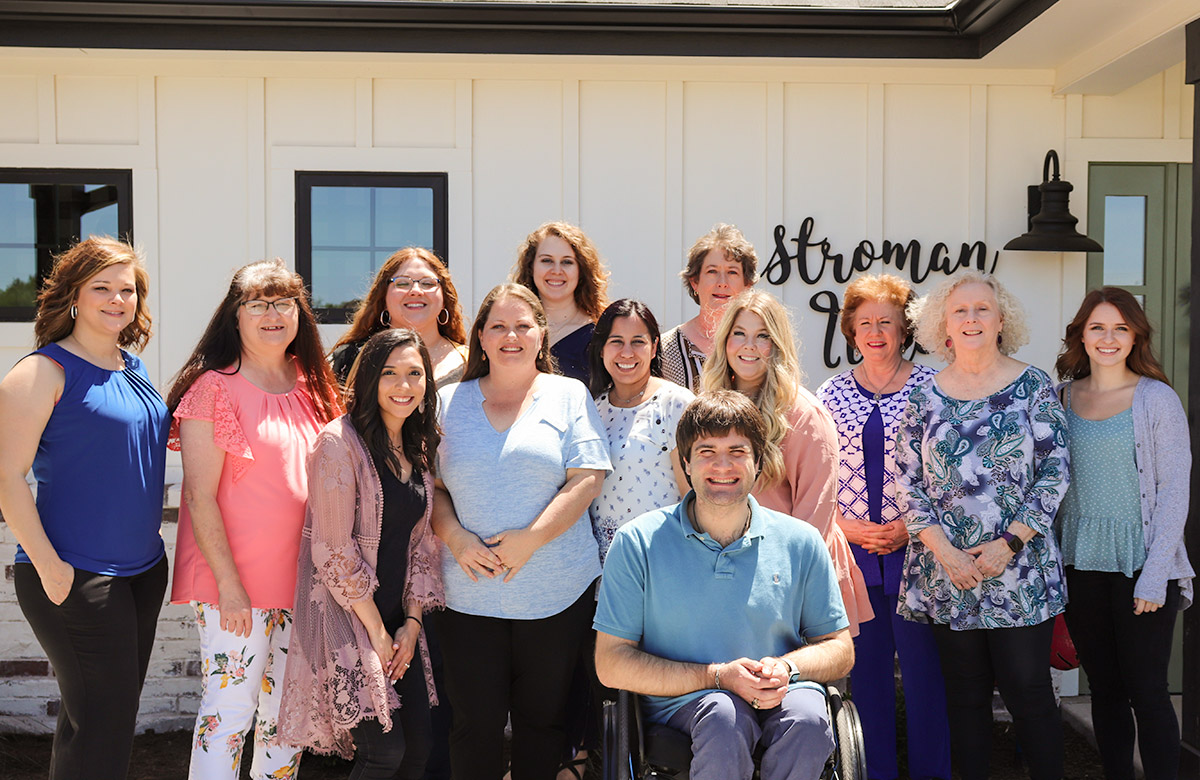 Meet our Stroman Title Staff & Title Specialists in San Angelo